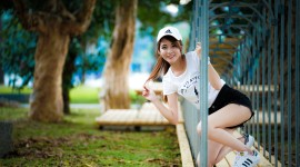 4K Asian Girl Wallpaper Download