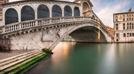 4K Bridge Venice Photo Download