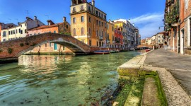 4K Bridge Venice Picture Download