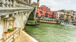 4K Bridge Venice Wallpaper Gallery