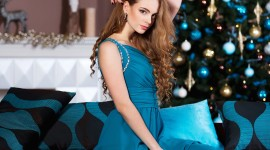 4K Christmas Dresses Photo