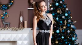 4K Christmas Dresses Photo Free