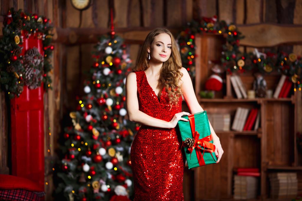 4K Christmas Dresses wallpapers HD