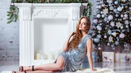 4K Christmas Dresses Wallpaper For Desktop