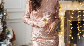 4K Christmas Dresses Wallpaper For IPhone#2