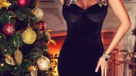 4K Christmas Dresses Wallpaper For Mobile