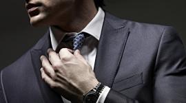 4K Man Tie Wallpaper