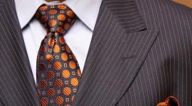 4K Man Tie Wallpaper For IPhone