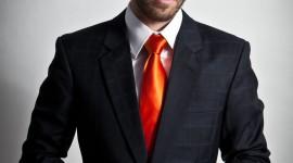 4K Man Tie Wallpaper For Mobile#2
