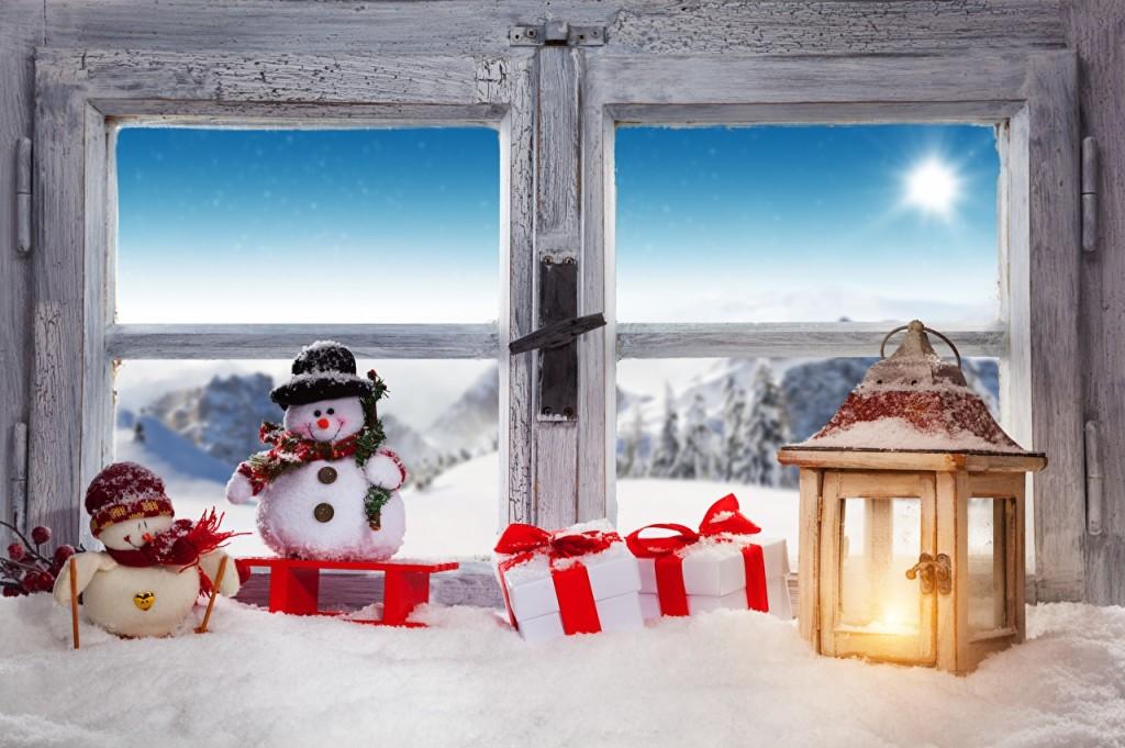 4K Winter Lantern wallpapers HD