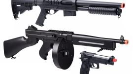 Airsoft Guns Wallpaper For Desktop