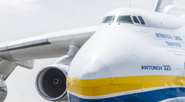An-225 Wallpaper For IPhone