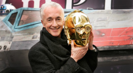 Anthony Daniels Wallpaper