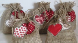 Bag With Christmas Gifts Best Wallpaper