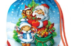 Bag With Christmas Gifts For Android