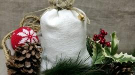 Bag With Christmas Gifts For Mobile#2