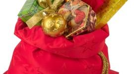 Bag With Christmas Gifts Photo#2