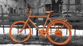 Bike Painting Desktop Wallpaper HD