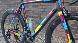 Bike Painting High Quality Wallpaper