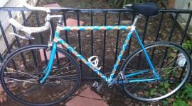 Bike Painting Wallpaper