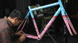 Bike Painting Wallpaper HQ