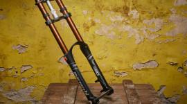 Bike Shocks And Forks Desktop Wallpaper