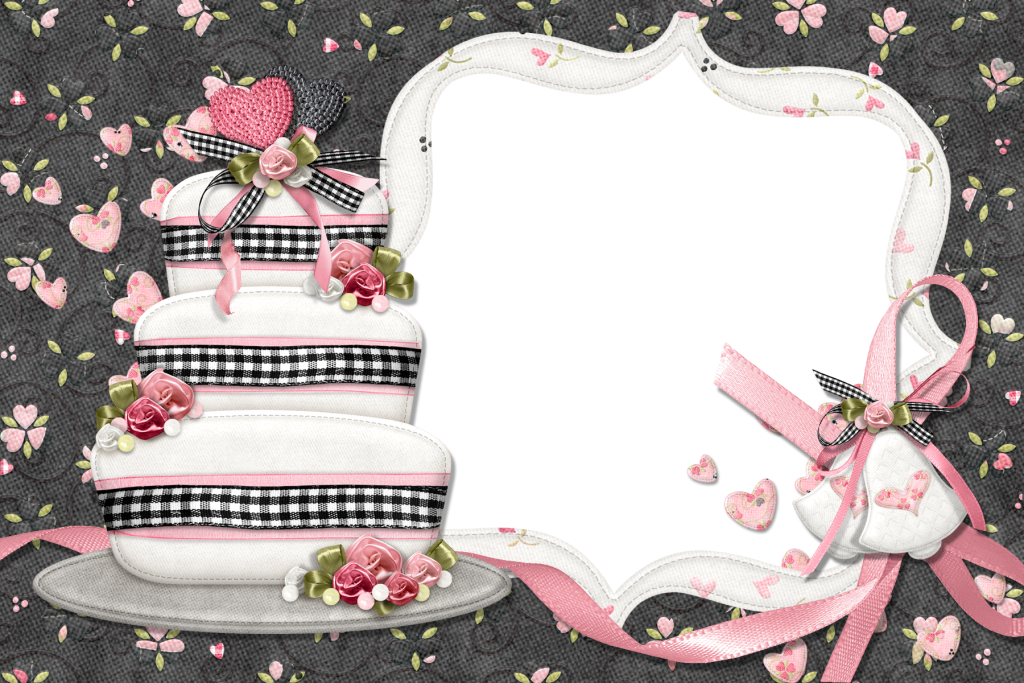 Cake Photo Frame wallpapers HD