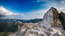 Carrara Cave Desktop Wallpaper HD