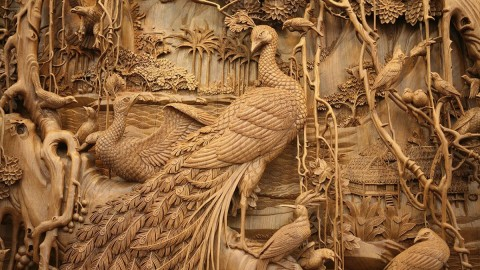 Carving wallpapers high quality