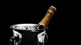 Champagne Bucket Desktop Wallpaper HD