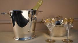 Champagne Bucket Wallpaper