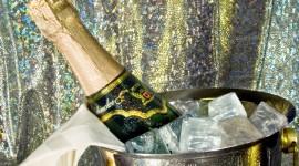 Champagne Bucket Wallpaper HQ