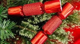 Christmas Crackers Wallpaper