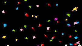 Confetti Wallpaper For IPhone