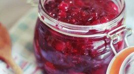Cranberry Jam Wallpaper For IPhone Free