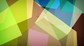 Cubes Abstraction Aircraft Picture