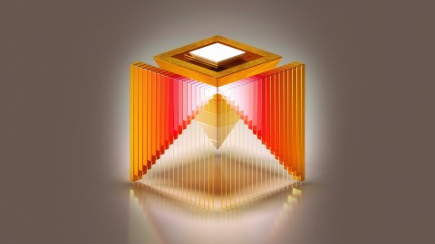 Cubes Abstraction wallpapers high quality