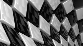 Cubes Abstraction Image
