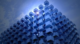 Cubes Abstraction Photo