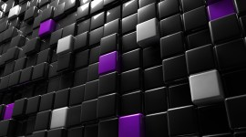 Cubes Abstraction Photo Free