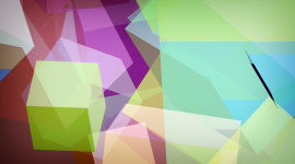 Cubes Abstraction Picture Download