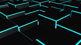 Cubes Abstraction Wallpaper 1080p