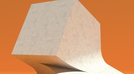 Cubes Abstraction Wallpaper For Android