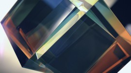 Cubes Abstraction Wallpaper For PC