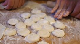 Dumplings Dough Wallpaper HQ