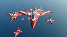 F-16 Fighter Aircraft Picture