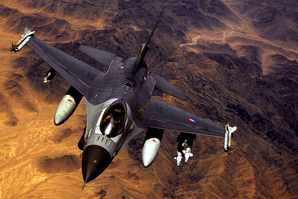 F-16 Fighter wallpapers HD