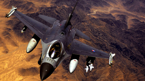 F-16 Fighter wallpapers high quality