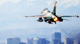 F-16 Fighter Wallpaper Free