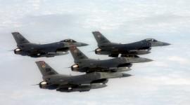 F-16 Fighter Wallpaper Full HD